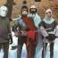 Рыцари свердловского ордена