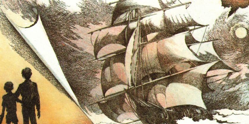 Острова и капитаны