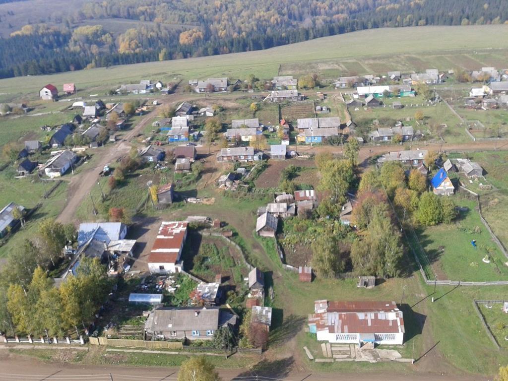 Село Успенка