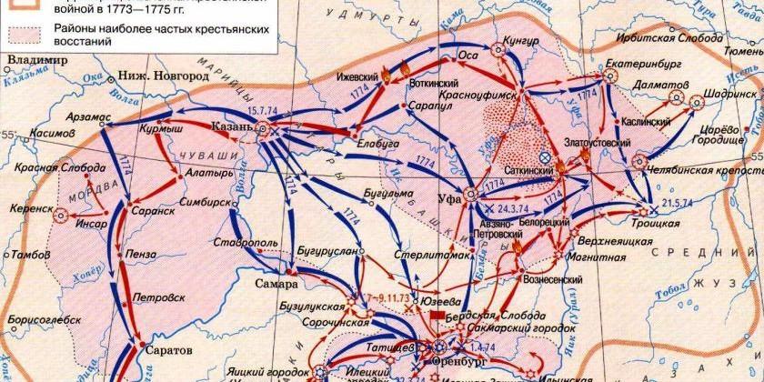 Пугачевский колодец