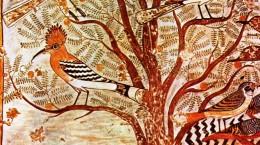 Удод – птица древних