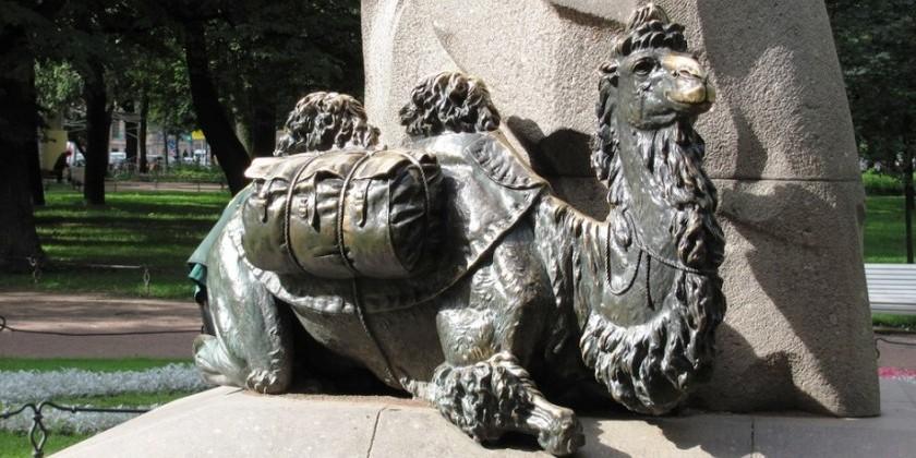 Памятники животным