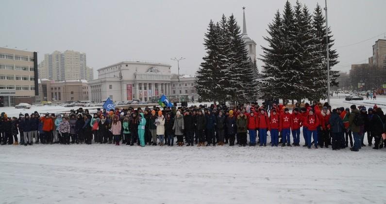 построение зимой ДеньГероев18
