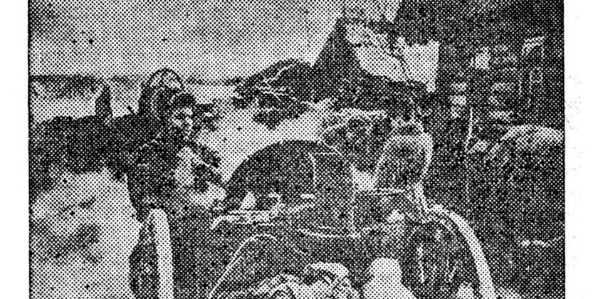 600 мгновений войны рядового 178-й Сибирской дивизии Кондратьева
