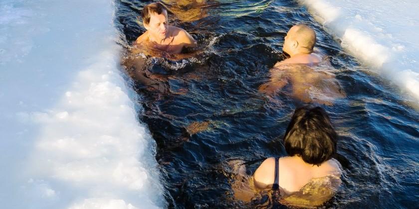 Ледяные истории уральских «моржей»