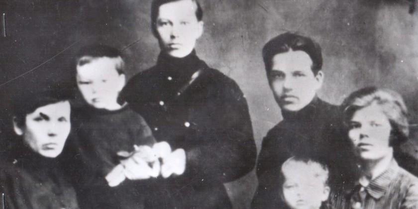 Уральская «кавалерист-девица»