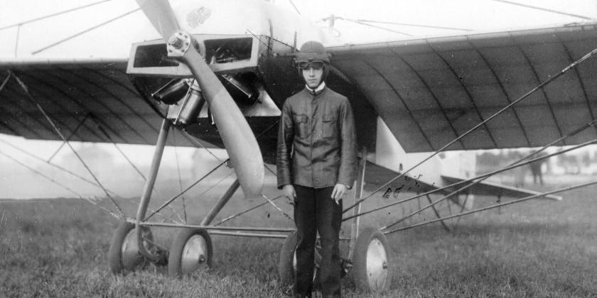 Здравствуйте, летчик Янковский