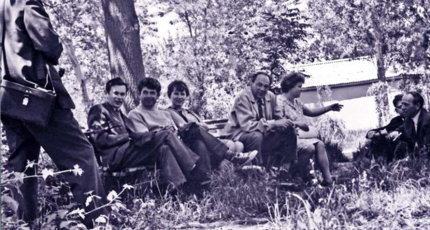 Академик С.С. Шварц в уральской Субарктике