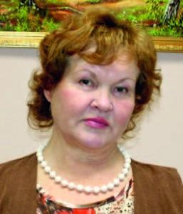 Гилева Раиса