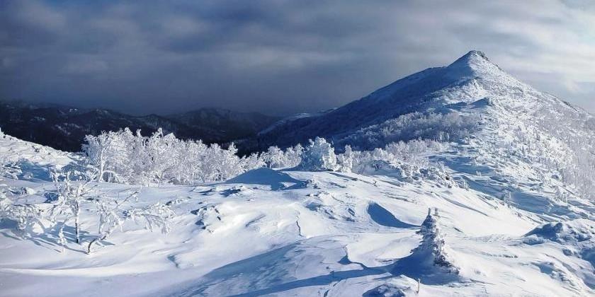 В зимний поход