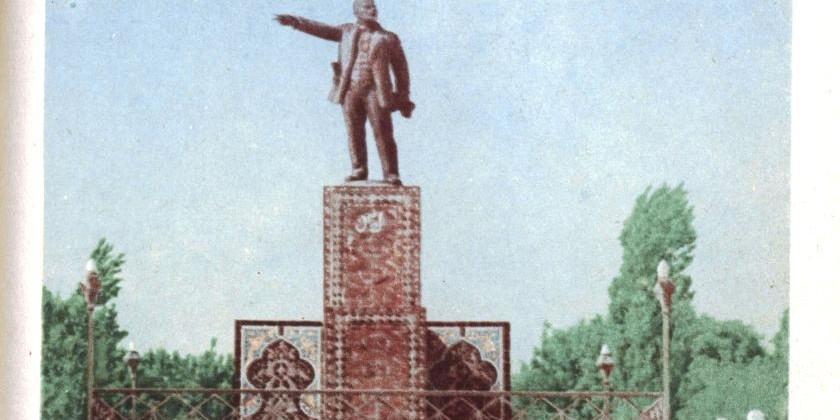 Как создавался памятник