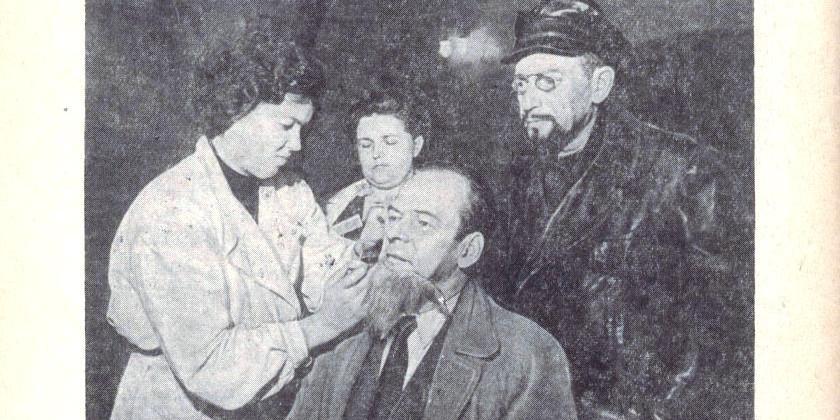 Николай Черкасов на Урале