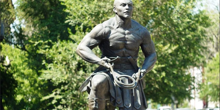 Железный Самсон