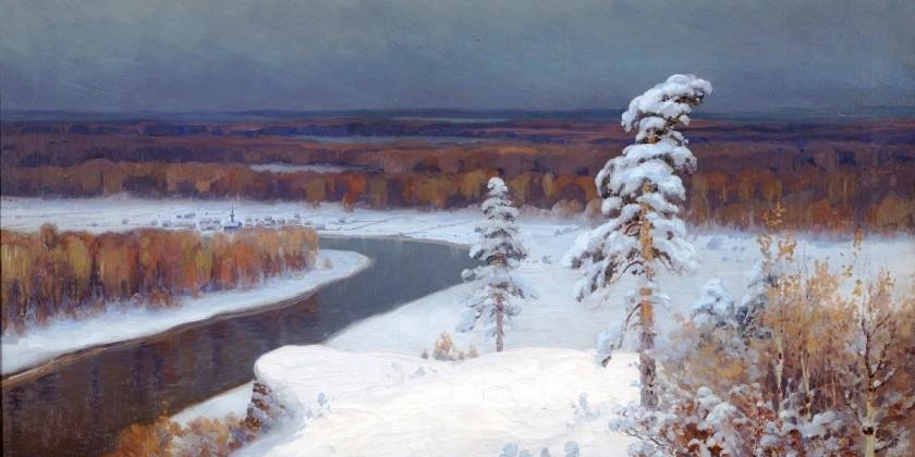 Возвращение картин Денисова-Уральского