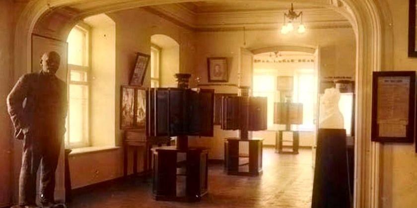 Виртуальная экскурсия по Ипатьевскому дому