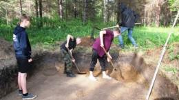 Курс от профессиональных археологов