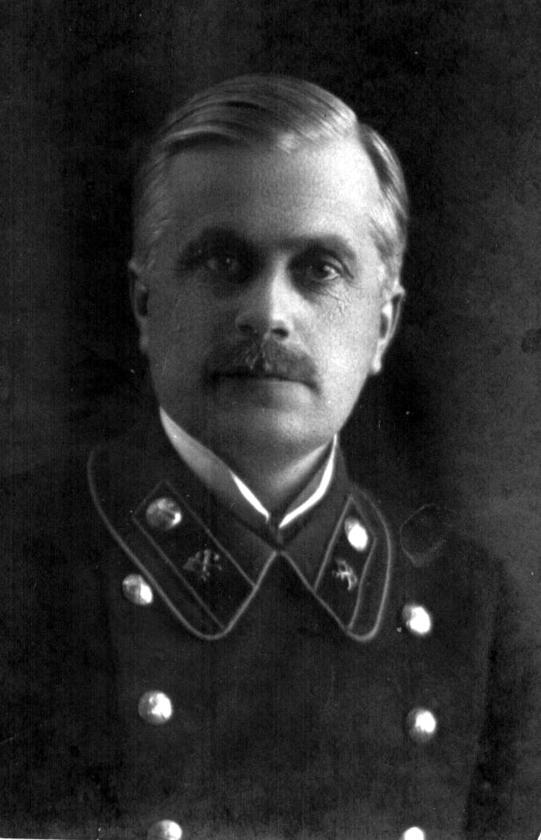 Архитектор Константин Бабыкин