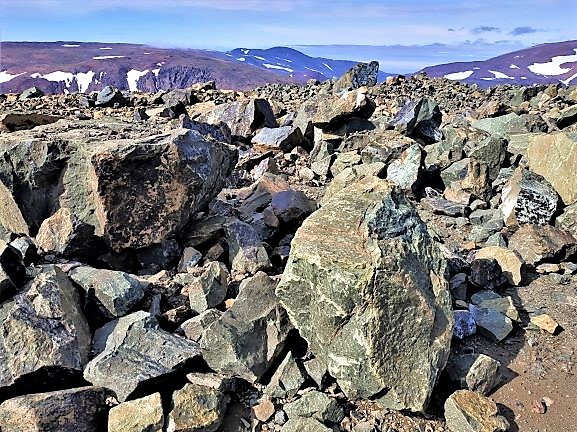 Дуниты ЯНАО – камень завтрашнего дня